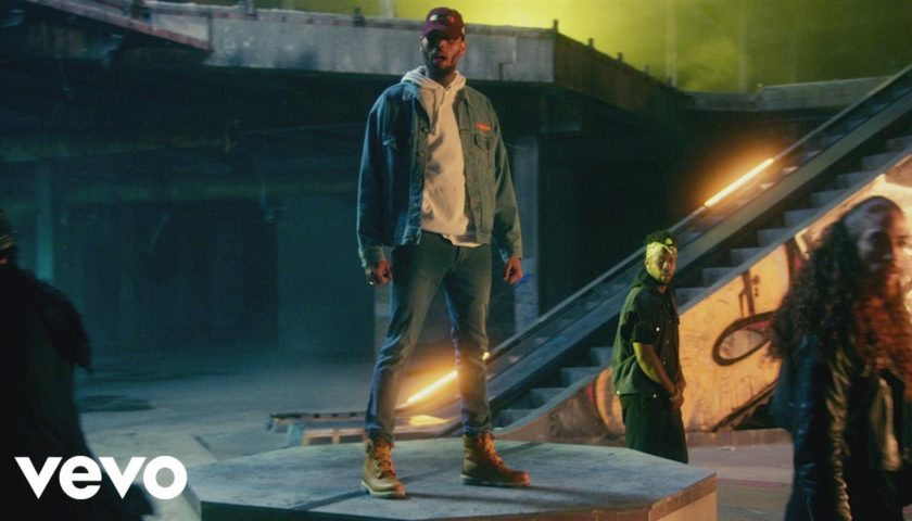 New Video: Chris Brown – Party (Ft. Gucci Mane & Usher)