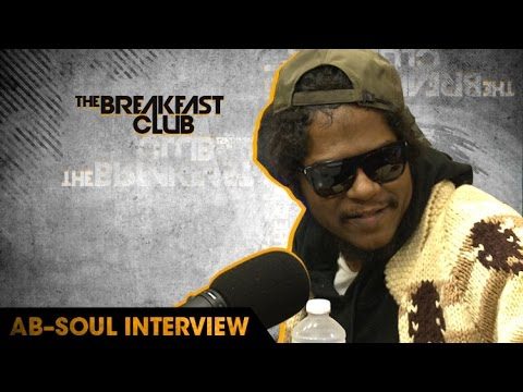 "Video: Ab-Soul Talks New Album ""DWTW"", Kendrick Lamar & More On 'The Breakfast Club'"