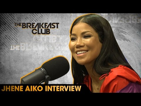 Video Jhené Aiko Talks New Music, Big Sean & More On 'The Breakfast Club'