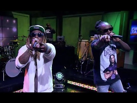 """Wale & Lil Wayne Perform """"Running Back"""" Live On ESPN's """"First Take"""" (VIDEO)"""