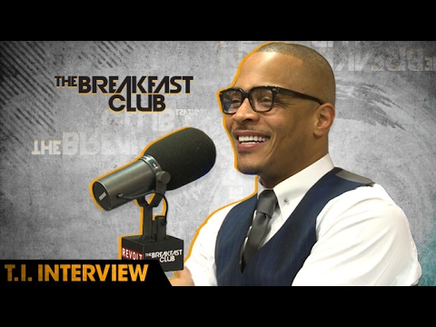Video: T.I. Talks New Album, Politics, Lil Wayne & More On 'The Breakfast Club'