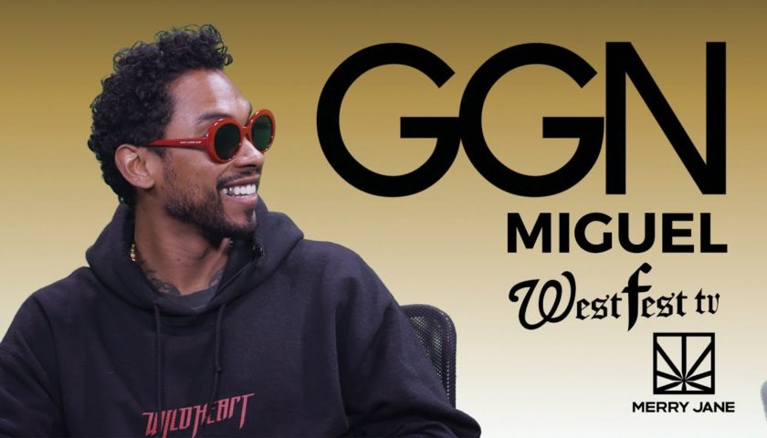 Video: Miguel Interview On 'GGN' w/ Snoop Dogg