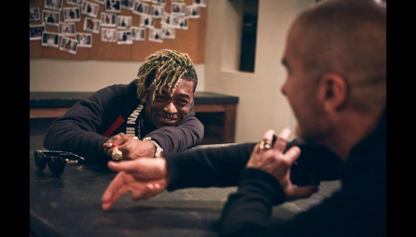 """Lil Uzi Vert Talks """"Luv Is Rage 2,"""" Inspirations & More w/ Zane Lowe"""