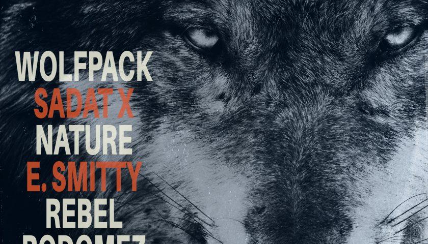 Wolfpack Art