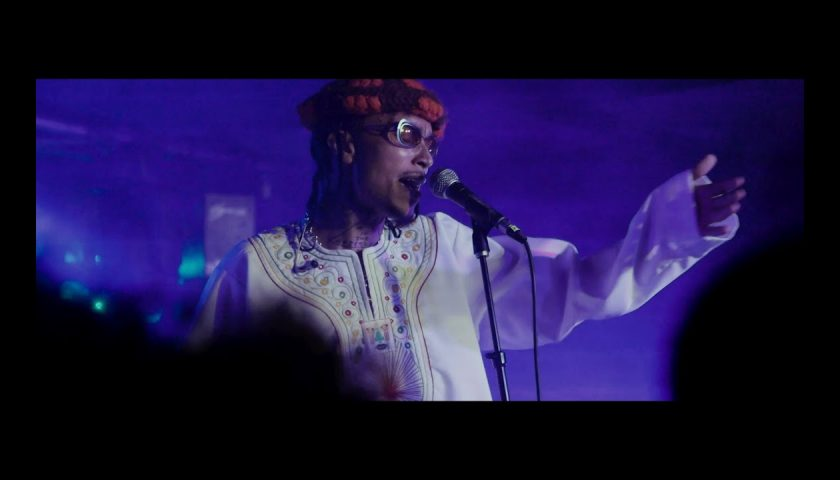 """Sebastian Mikael Performs """"DAD"""" Live From Brooklyn (VIDEO)"""